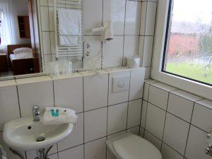 Beispiel für ein Bad in einem Appartement